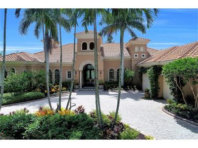 Estero FL Single Family Home For Sale: $2,895,000