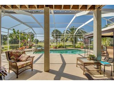Estero Single Family Home Pending With Contingencies: 21414 Sheridan Run