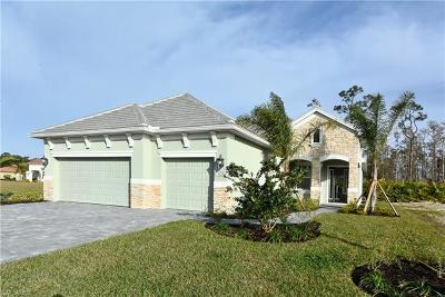Single Family Home For Sale: 8286 Preserve Point Dr