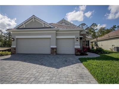 Single Family Home For Sale: 8265 Preserve Point Dr