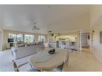 Fort Myers Condo/Townhouse For Sale: 6216 Cougar Run #301