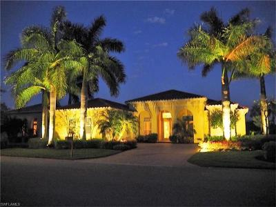 Fort Myers Single Family Home Pending With Contingencies: 18141 Creekside View Dr