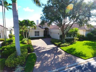 Estero Single Family Home For Sale: 10048 Ginger Pointe Ct