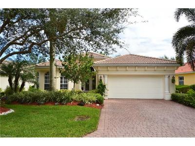 Bonita Springs Single Family Home For Sale: 14640 Meravi Dr