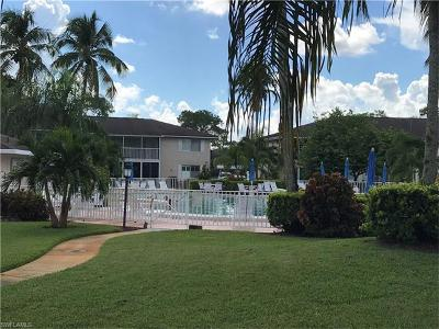 Naples Condo/Townhouse For Sale: 164 Palm Dr #3037