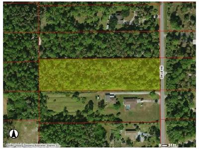Collier County Residential Lots & Land For Sale: 521 8th St NE