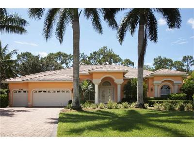 Naples FL Single Family Home For Sale: $898,000