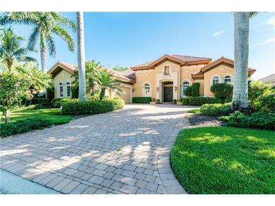 Estero Single Family Home For Sale: 19954 Markward Crossing