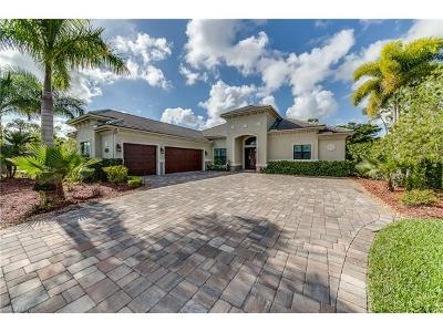 Estero Single Family Home For Sale: 20234 Country Club Dr