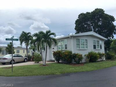 Estero Condo/Townhouse For Sale: 4500 Split Log Ln E