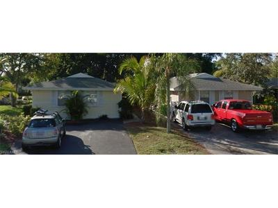 Naples Multi Family Home Pending With Contingencies: 824 96th Ave N