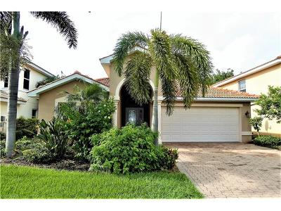 Estero Single Family Home For Sale: 9110 Astonia Way