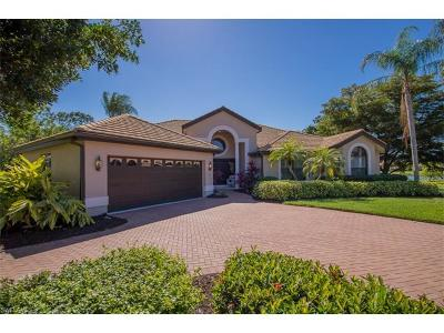 Estero Single Family Home For Sale: 20138 Willow Bend Ct