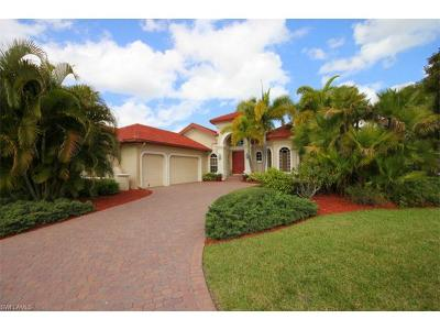 Estero Single Family Home For Sale: 20229 Country Club Dr