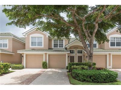 Estero Condo/Townhouse For Sale: 23526 Sandycreek Ter #307