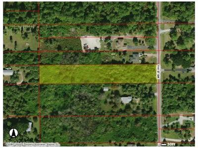 Residential Lots & Land Pending With Contingencies: 11th St SW