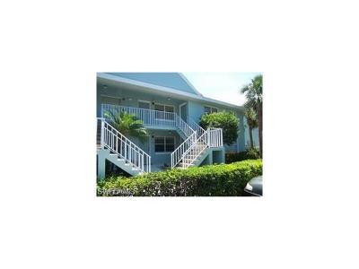 Naples Condo/Townhouse For Sale: 109 Wading Bird Cir #V-101