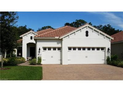Estero Single Family Home For Sale: 21345 Estero Preserve Run