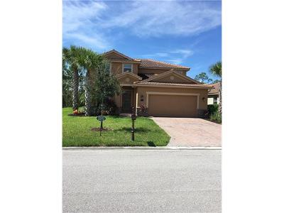 Estero Single Family Home For Sale: 13599 Messino Ct