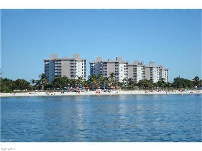 Bonita Springs Condo/Townhouse For Sale: 5800 Bonita Beach Rd #2208