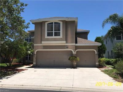 Estero Single Family Home For Sale: 22920 White Oak Ln