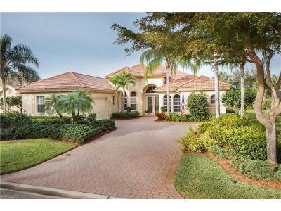 Estero Single Family Home For Sale: 22280 Kenwood Isle Dr