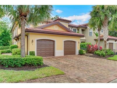 Naples Condo/Townhouse For Sale: 1240 Carpazi Ct #1