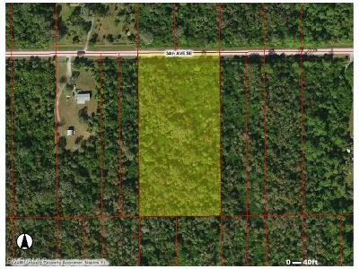 Residential Lots & Land Pending With Contingencies: 34th Ave SE
