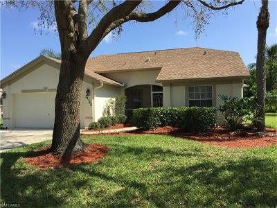 Estero Single Family Home For Sale: 22342 Fountain Lakes Blvd