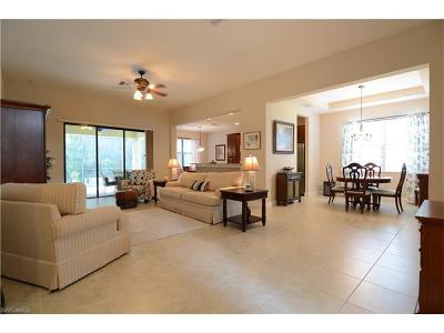 Estero Single Family Home For Sale: 21720 Arenga Ln