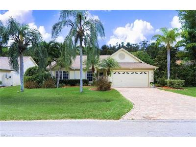 Estero Single Family Home For Sale: 22650 Fountain Lakes Blvd