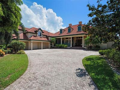 Bonita Springs Single Family Home For Sale: 4451 Deerwood Ct