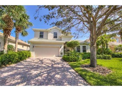 Estero Single Family Home For Sale: 21891 Longleaf Trail Dr