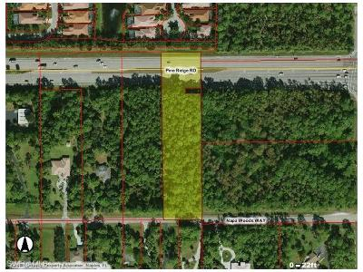 Residential Lots & Land For Sale: 5645 Napa Woods Way