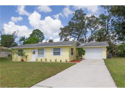 Imperial Shores Single Family Home Pending With Contingencies: 4310 Mariner Rd
