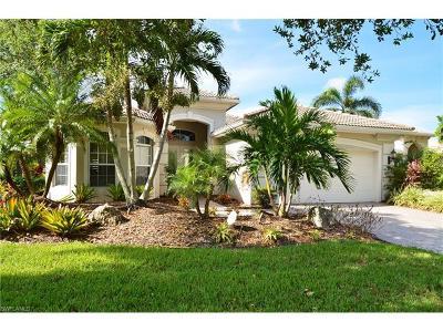 Bonita Springs Single Family Home For Sale: 14050 Lavante Ct