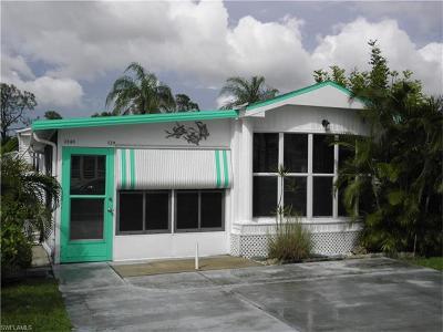 Bonita Springs Single Family Home For Sale: 3240 Locher Ln