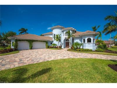 Estero Single Family Home For Sale: 20543 Wildcat Run Dr