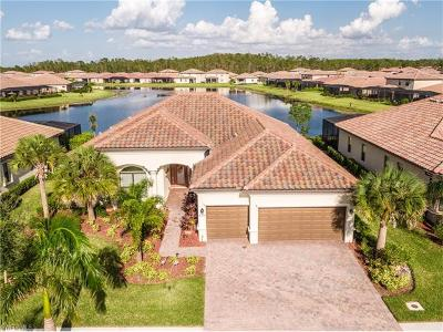 Fort Myers Single Family Home For Sale: 11035 Longwing Dr