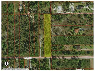 Residential Lots & Land Pending With Contingencies: 2995 37th Ave NE