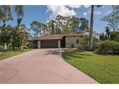 Bonita Springs Single Family Home For Sale: 640 Forest Ave