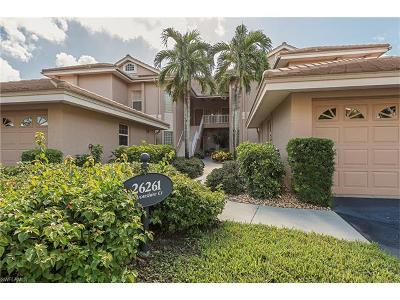 Bonita Springs Condo/Townhouse For Sale: 26261 Devonshire Ct #102
