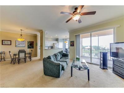 Estero Condo/Townhouse For Sale: 8450 Kingbird Loop #444