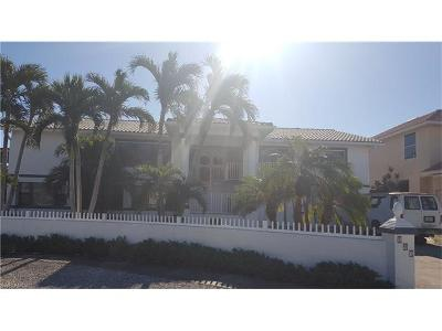 Marco Island Single Family Home For Sale: 191 Leeward Ct