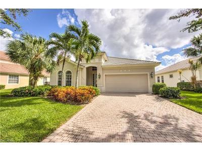 Estero Single Family Home For Sale: 22171 Longleaf Trail Dr