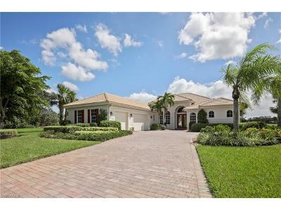 Estero Single Family Home For Sale: 22401 Glenview Ln