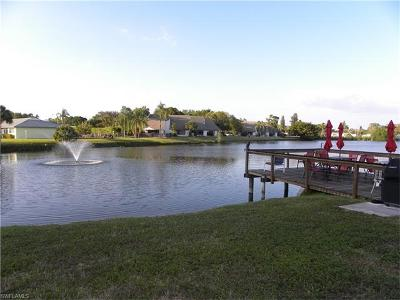 Fort Myers, Fort Myers Beach Condo/Townhouse For Sale: 6880 Sandtrap Dr #074