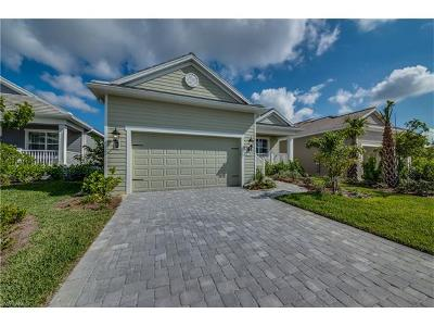 Bonita Springs, Cape Coral, Fort Myers, Fort Myers Beach Single Family Home For Sale: 17755 Spanish Harbour Ct