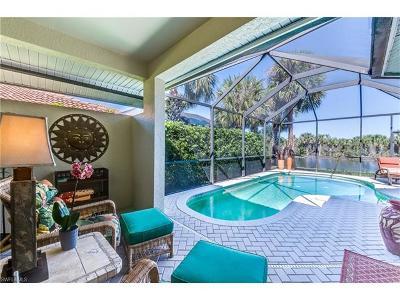 Estero Condo/Townhouse For Sale: 10933 Salerno Bay Rd
