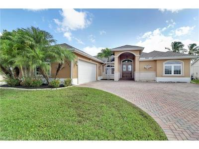 Bonita Springs, Cape Coral, Fort Myers, Fort Myers Beach Single Family Home For Sale: 2130 Saint Croix Ave